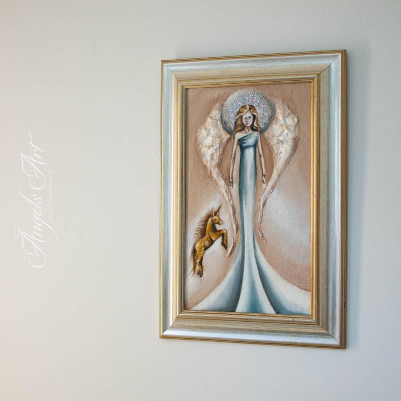 Angel in Samorog